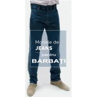 Pantaloni barbati negru model Eric